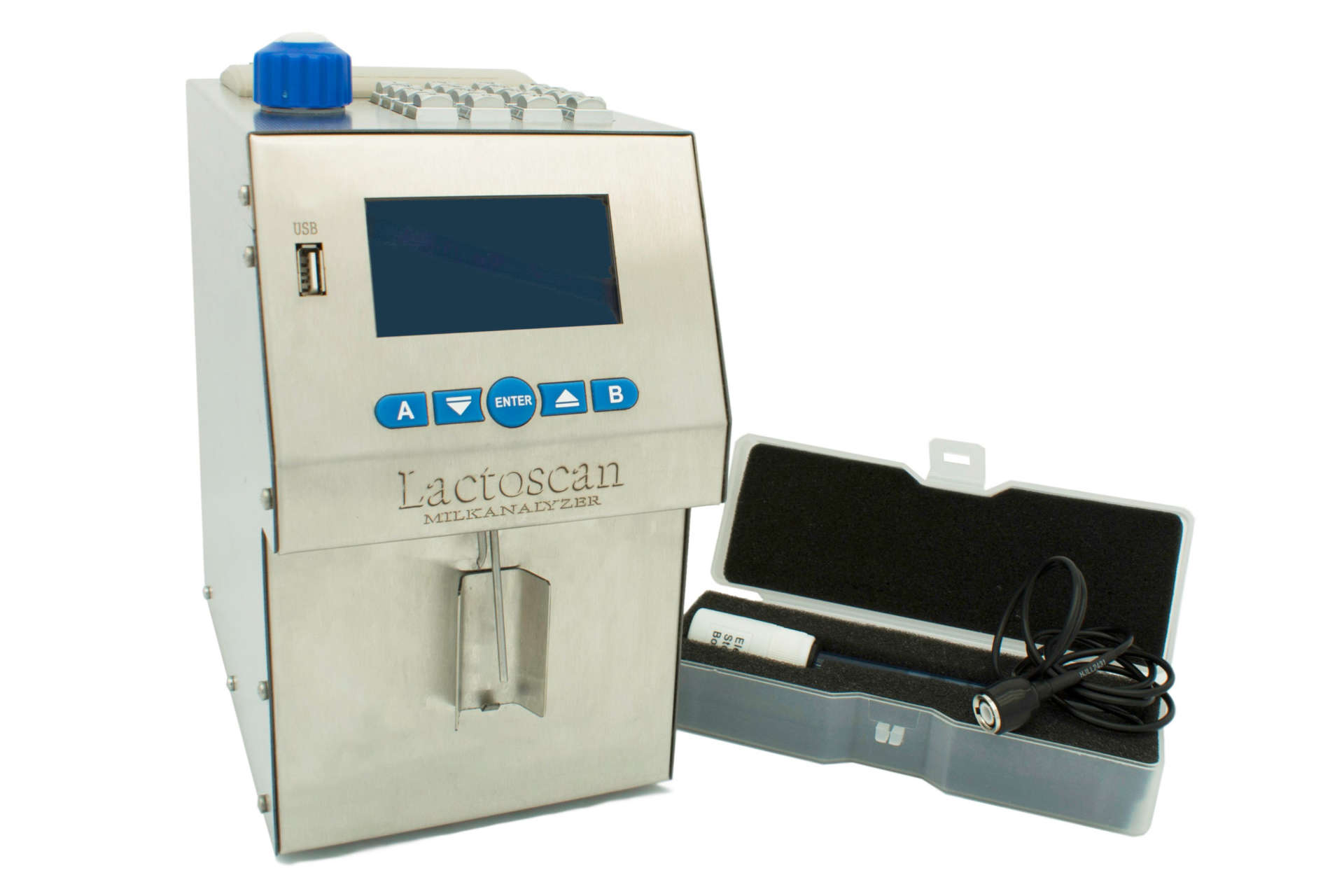 Lactoscan S Milk Analyser